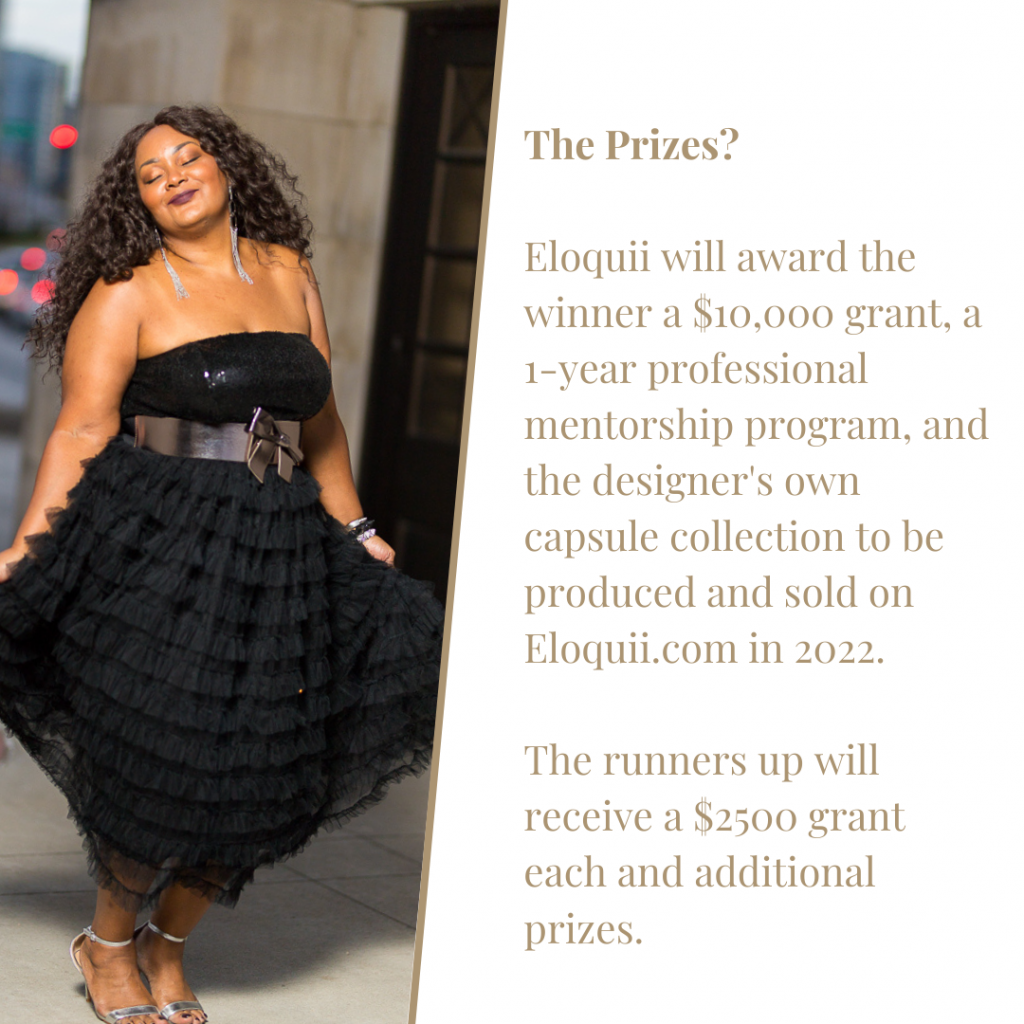 When we launched Speaking of Curves to chat it up with various plus size businesses, it was even more important to do something MORE and The Cultivate Awards is our initiate to give back to the community with Eloquii