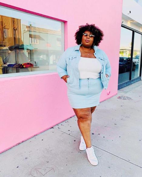 kellie brown black influencers over 30