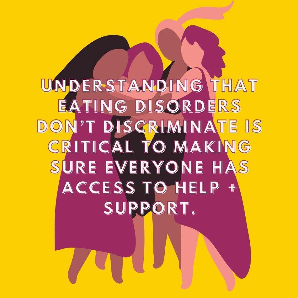 eating disorders do not discriminate