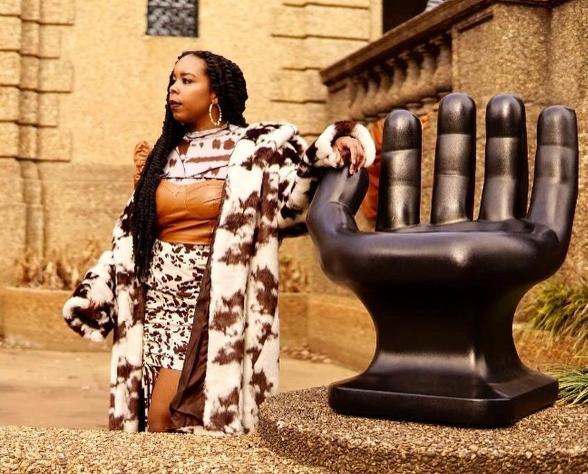 Plus Influencer Spotlight Series: Meet Candace of District Of Candace