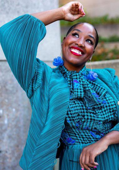 Plus Influencer Spotlight Series: Meet Mya Of More Than Your Average