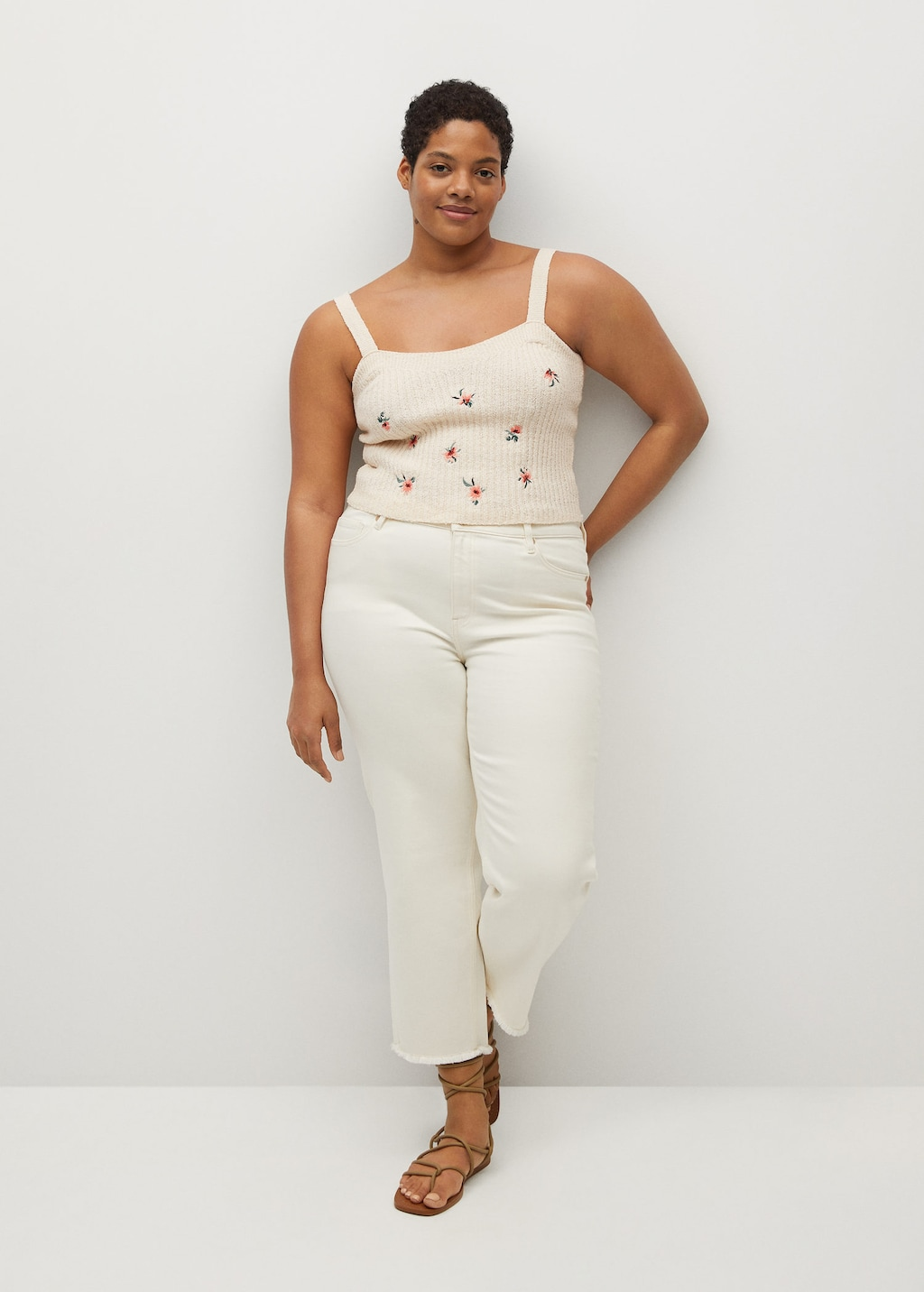 Statement-Making Plus Size Spring Trends - knit wear