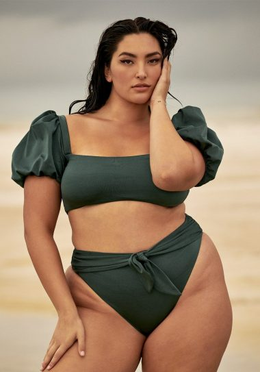 Yumi Nu Named 2021 Rookie Of The Year: Makes History As 1st SI Asian Plus Size Model