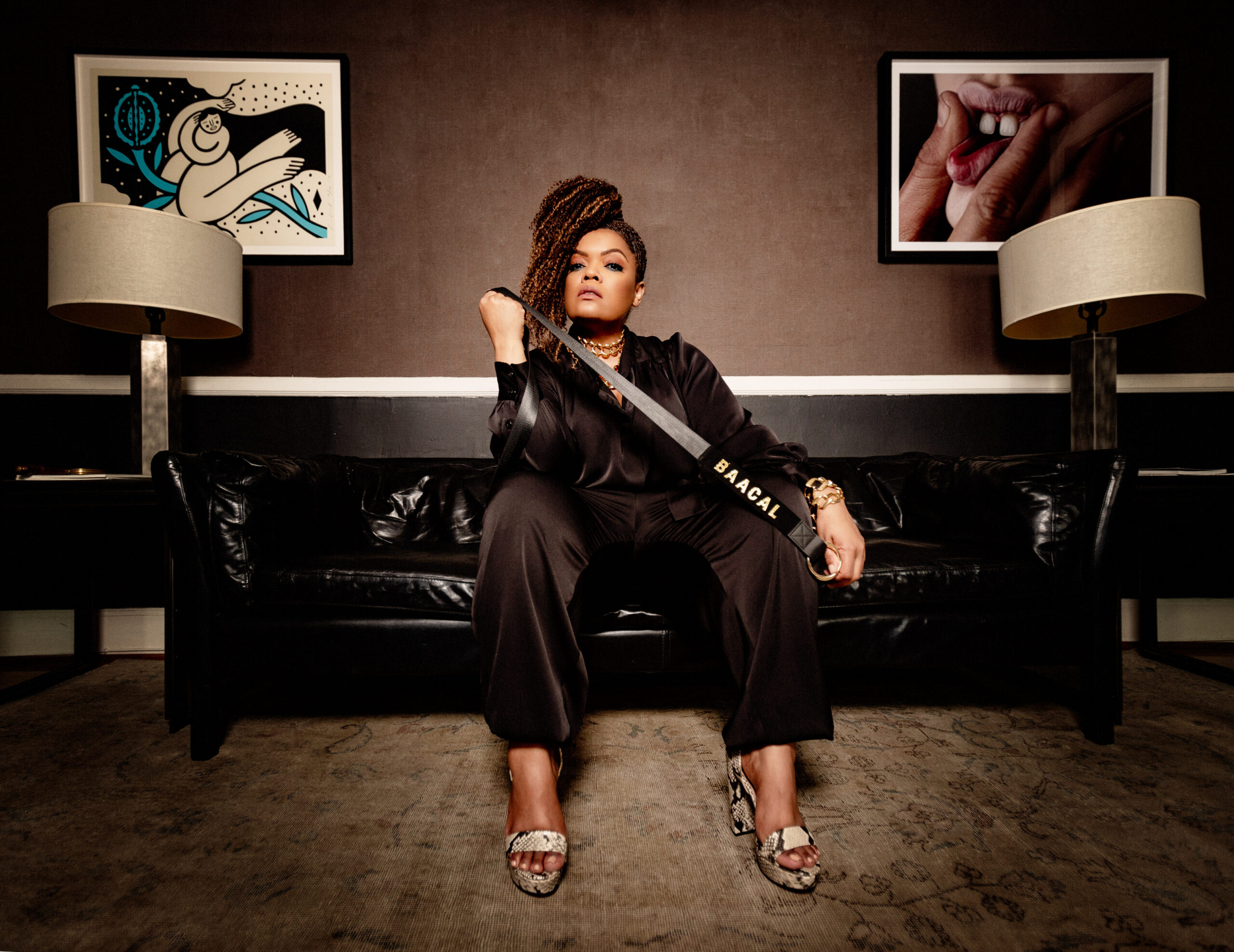 You Oughta Know: Sustainable Luxury Brand BAACAL Names Yvette Nicole Brown the New Face of The Brand