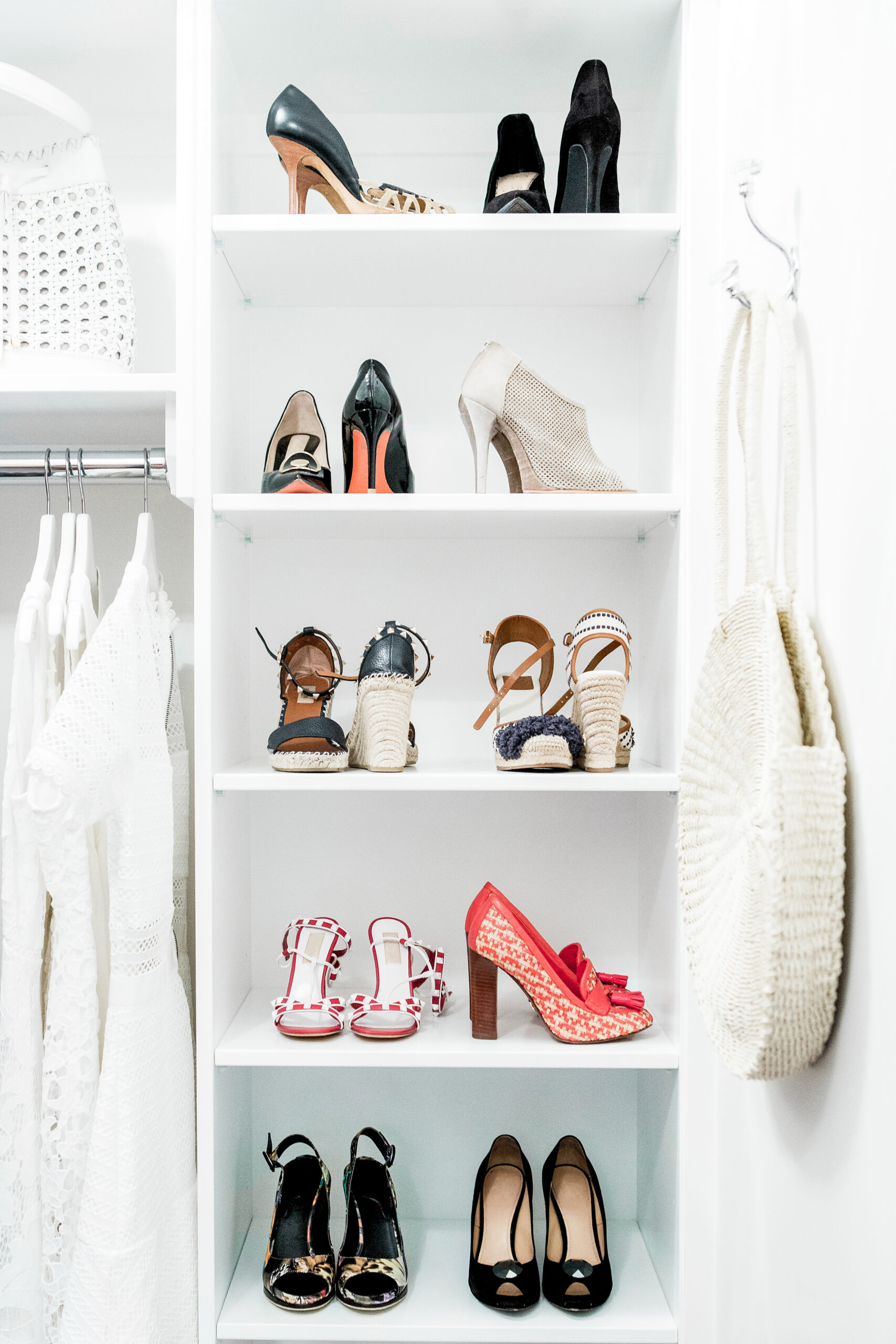 Have Time on Your Hands? Let's Spring Clean the Closet with These Tips!