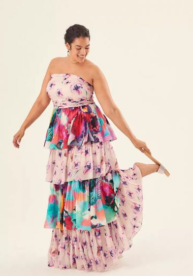 20 of the Prettiest of Spring's Plus Size Dresses to Kick off Your Spring Style!