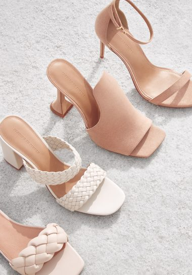 Fashion to Figure Shoes? YES! Step into Spring in Style with these 7 Wide Width Faves!