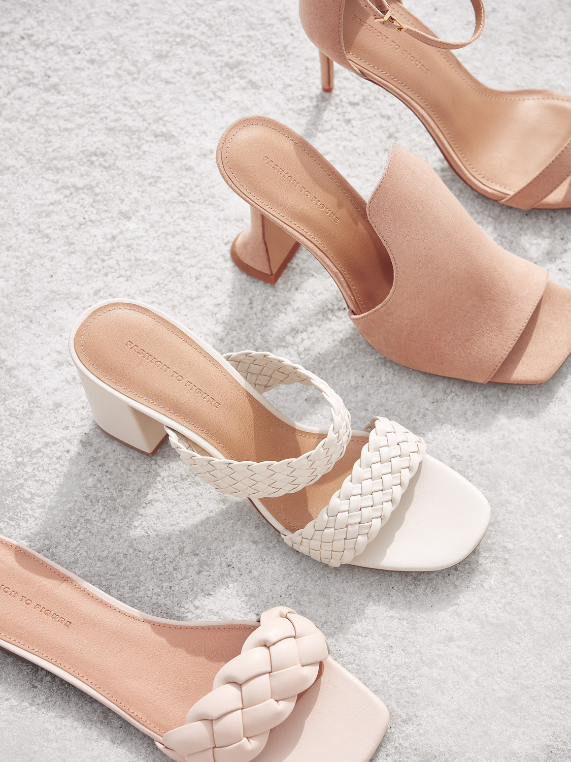 Fashion to Figure Shoe Collection- Wide Width Shoes for Spring