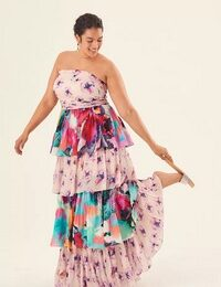 Guinevere Plus Size Maxi Dress at Anthropologie