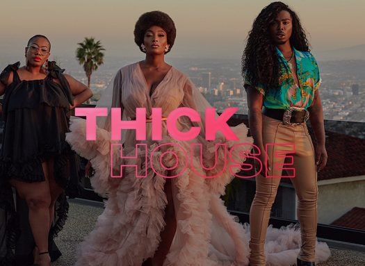 Thick House, A Competition Show Hosted By Toccara Jones Is Coming To Facebook Watch: promo image