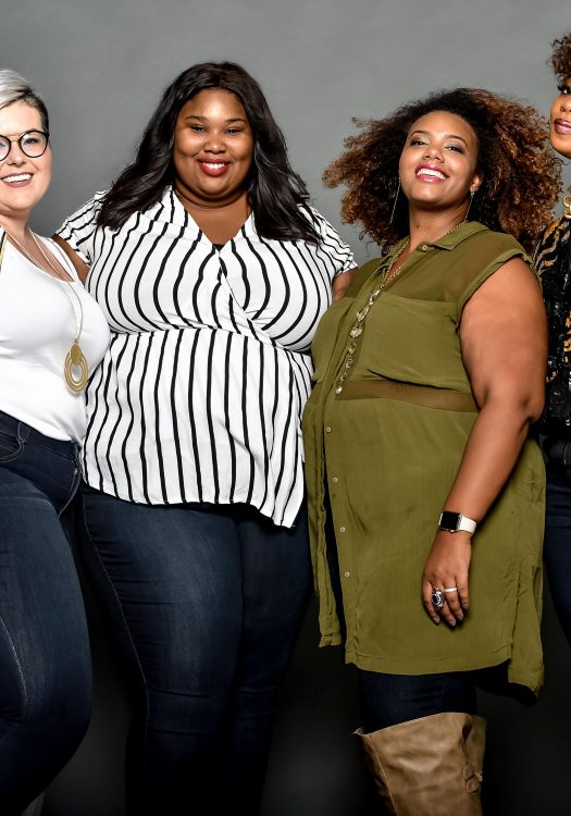 The Curvy Fashionista Has A New Look…And A Brand New Community- TCFStyle Lounge!
