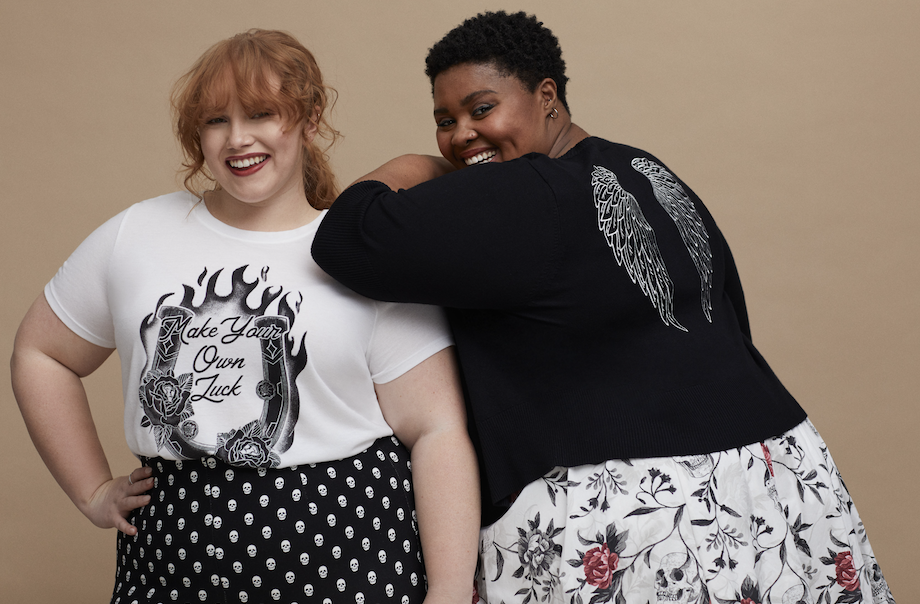 retro chic torrid collection