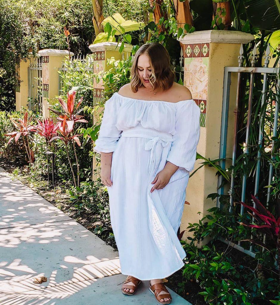 plus size wedding dresses- nicole bette