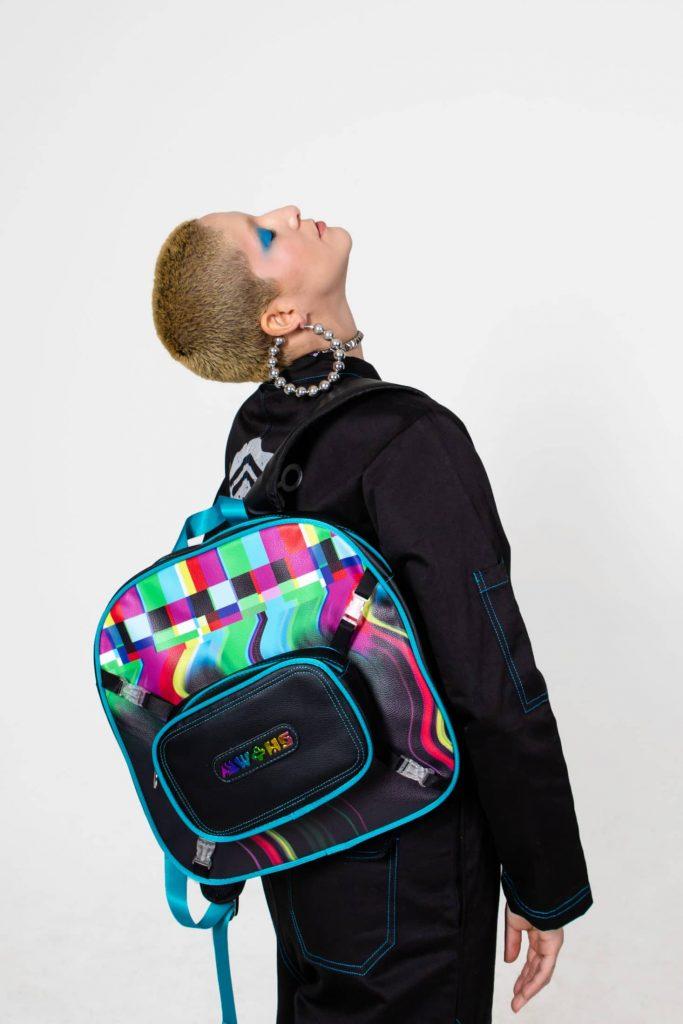 MW+HS Glitch Multi Backpack