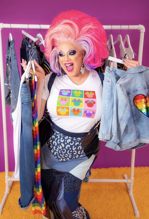 Nina West Lane Bryant Pride Collection2021