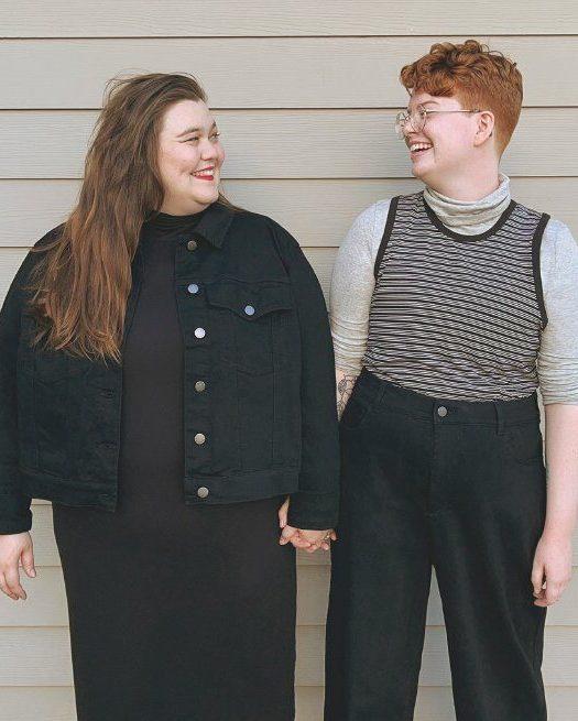 plus size lgbtqia couples you need to follow
