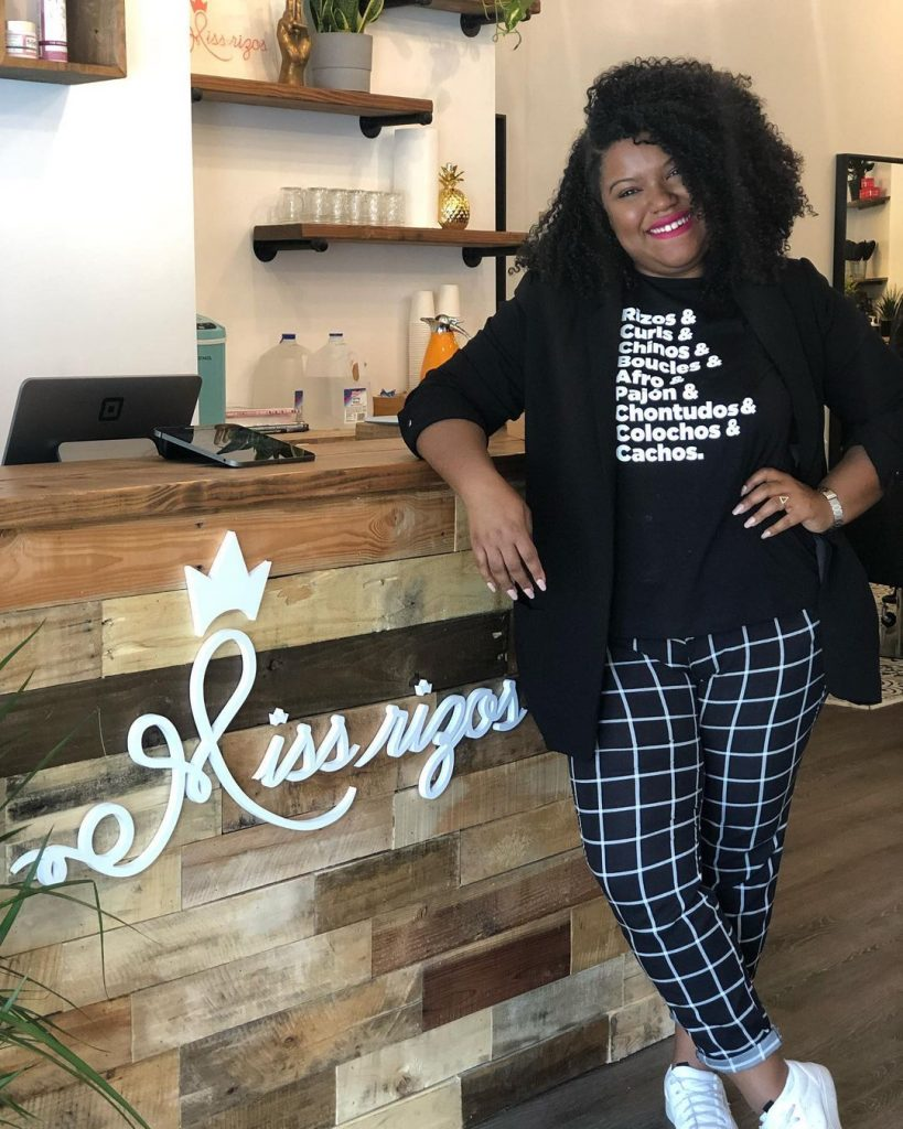 caribbean American Plus Size Influencers and Leaders