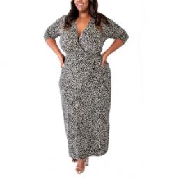 Kin by Kristine maxi dress