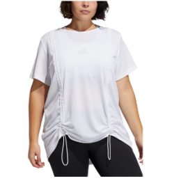 Adidas plus mesh top
