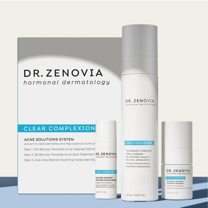 Meet Dr. Zenovia + 7 Products Your Hormonally Impacted Skin Needs