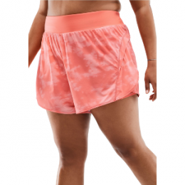 plus size run shorts
