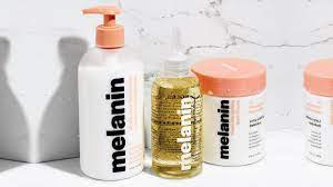 MELANIN HAIR CARE- CLEAN BEAUTY BRAND