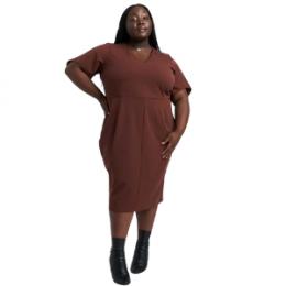 Universal Standard twill dress