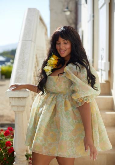 selkie dress cottagecore style