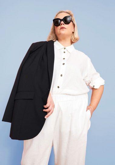 Universal Standard Plus Size Wear to Work