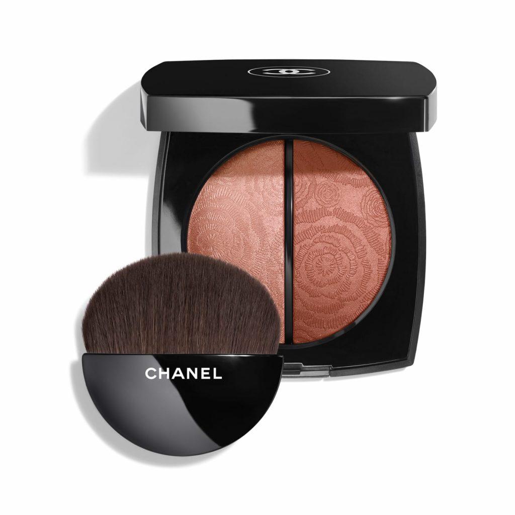 Chanel Fleurs De Printemps Blush and Highlighter Duo-