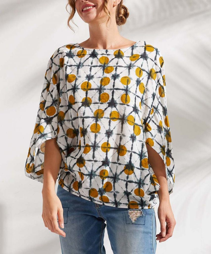 plus size zulily top