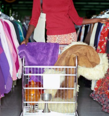 The Thickening Shopping and Fashion