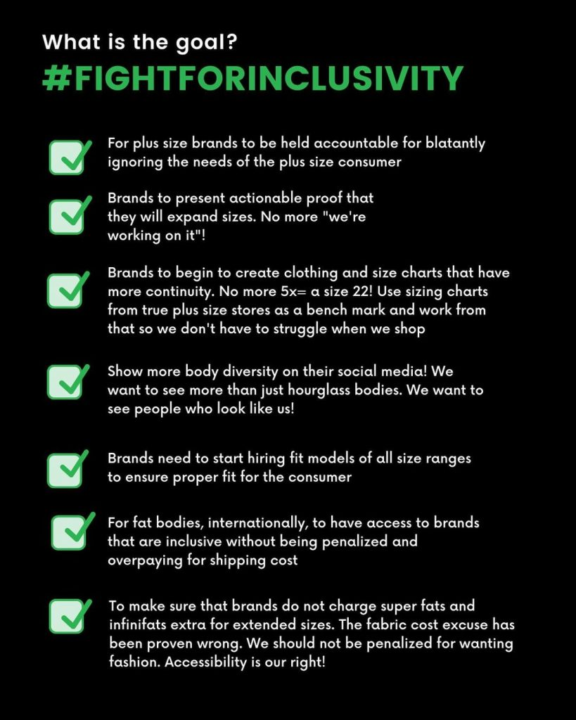 Saucye West Fight For Inclusivity