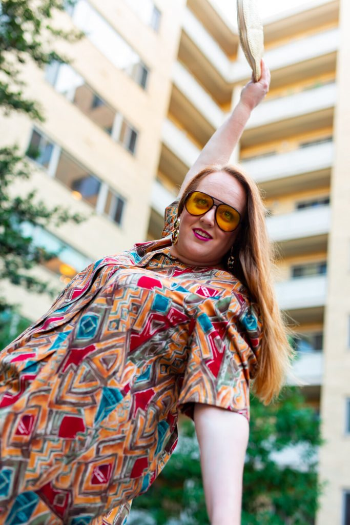 Sustainable Plus Size Fashion Fall Finds