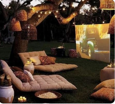 Luxury and a Movie