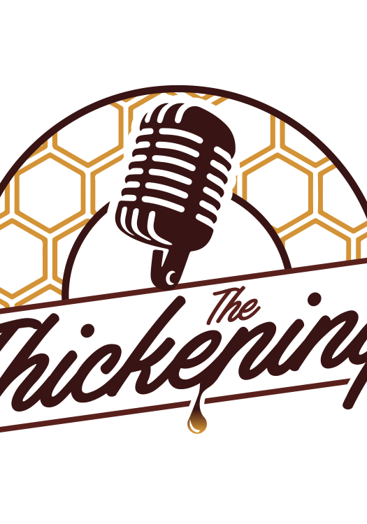 The Thickening Podcast Logo