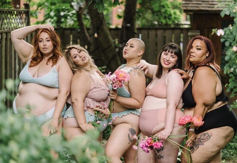 misfit lingerie