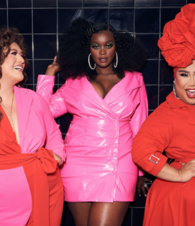 Life's a Party! So Let's Celebrate! Patrick Starrr x Fashion to Figure's Collaboration Reveal