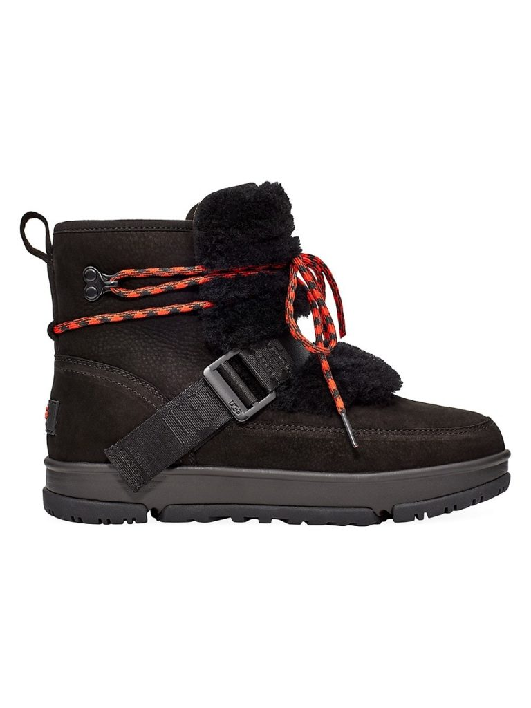 Fall and Winter Fur Boots UGG—Classic Weather Faux Fur Hiking Boots
