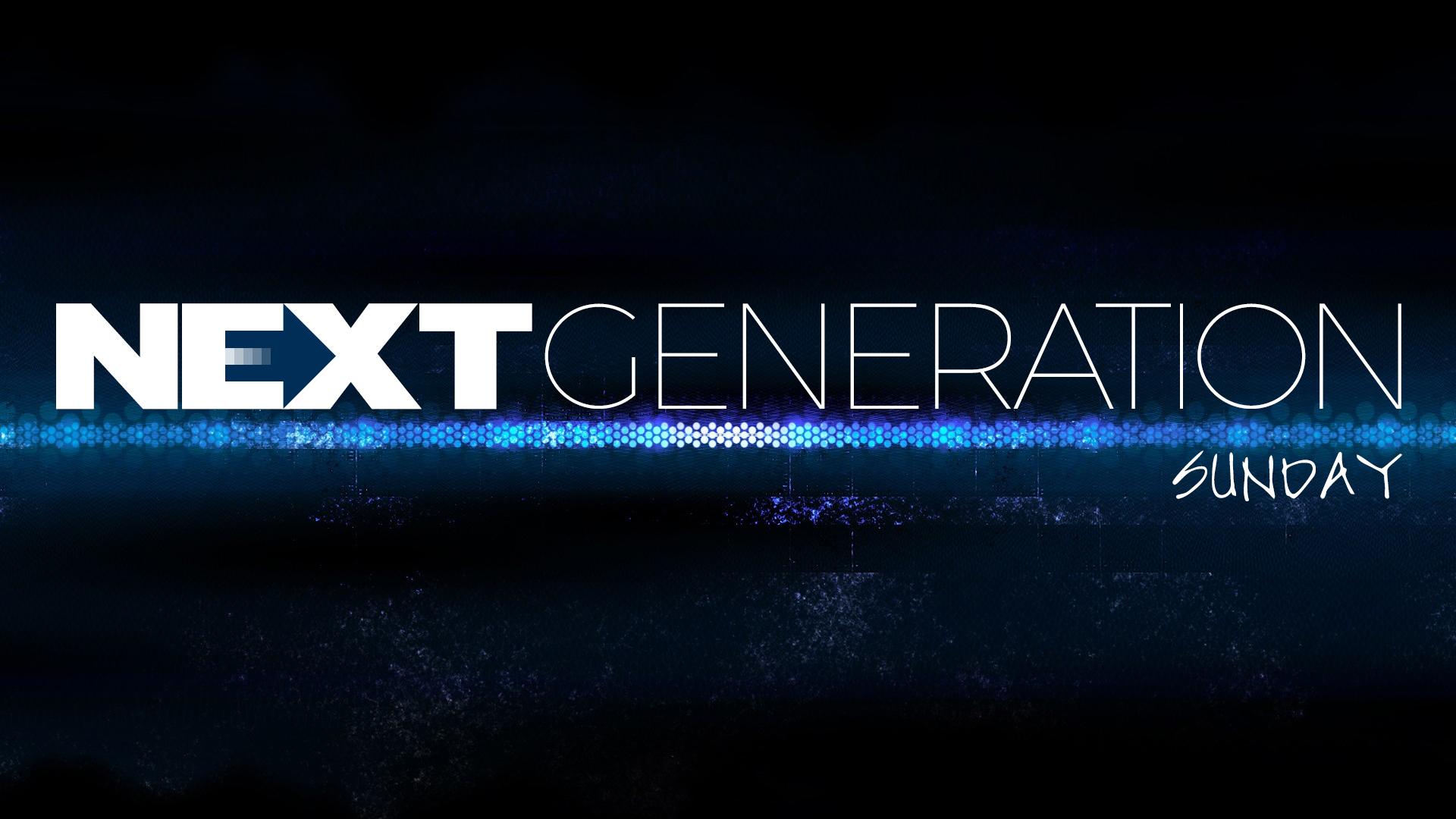Next Generation Sunday 2015