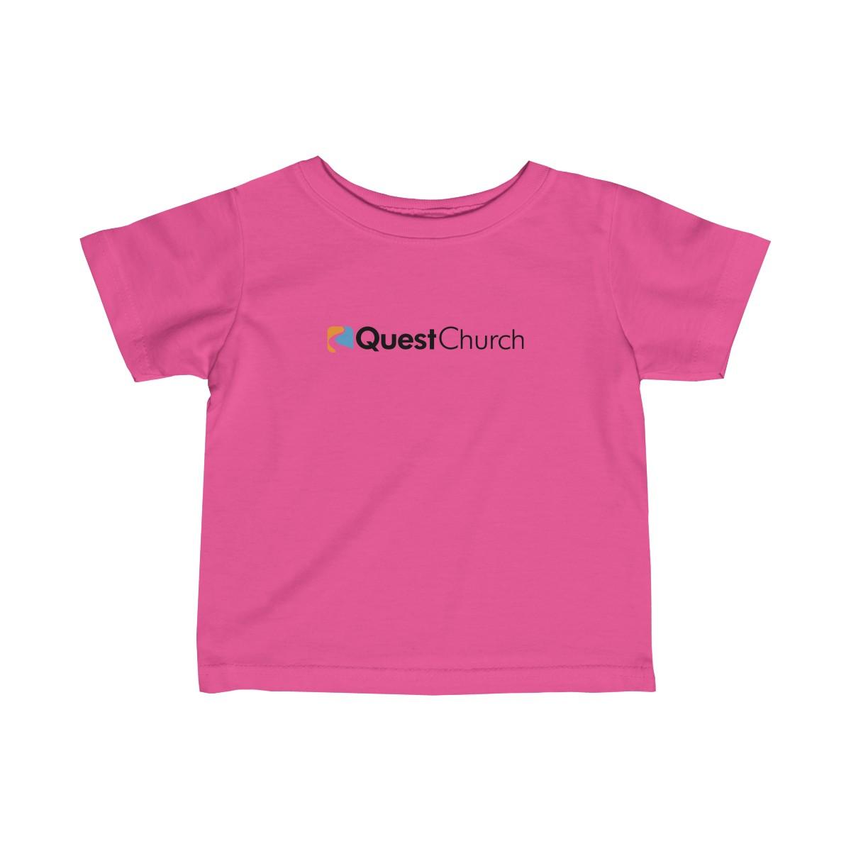 b7c175fa Infant Quest Tee - The Quest Church