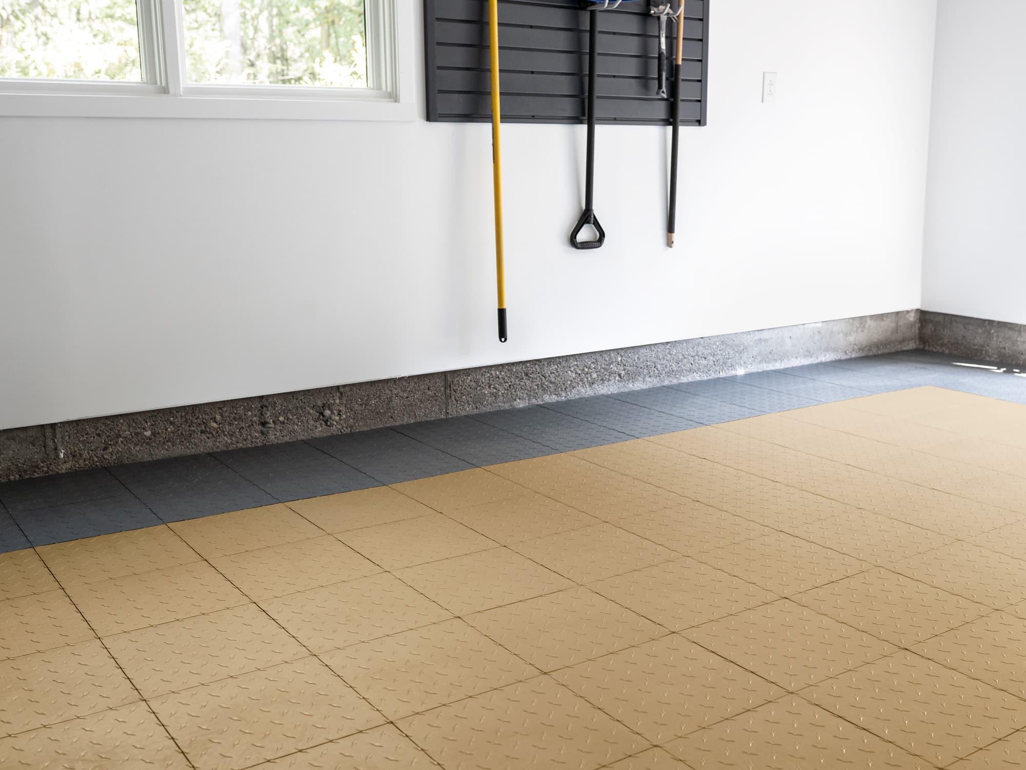 EasyGarge Flooring - Mocha Java