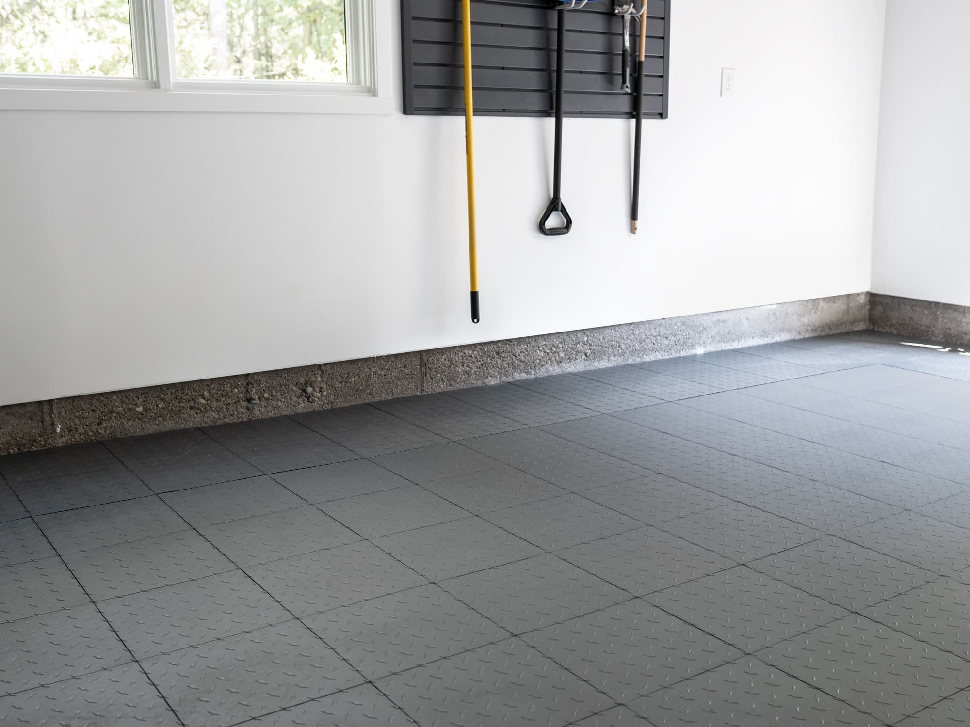 EasyGarge Flooring - Slate Grey