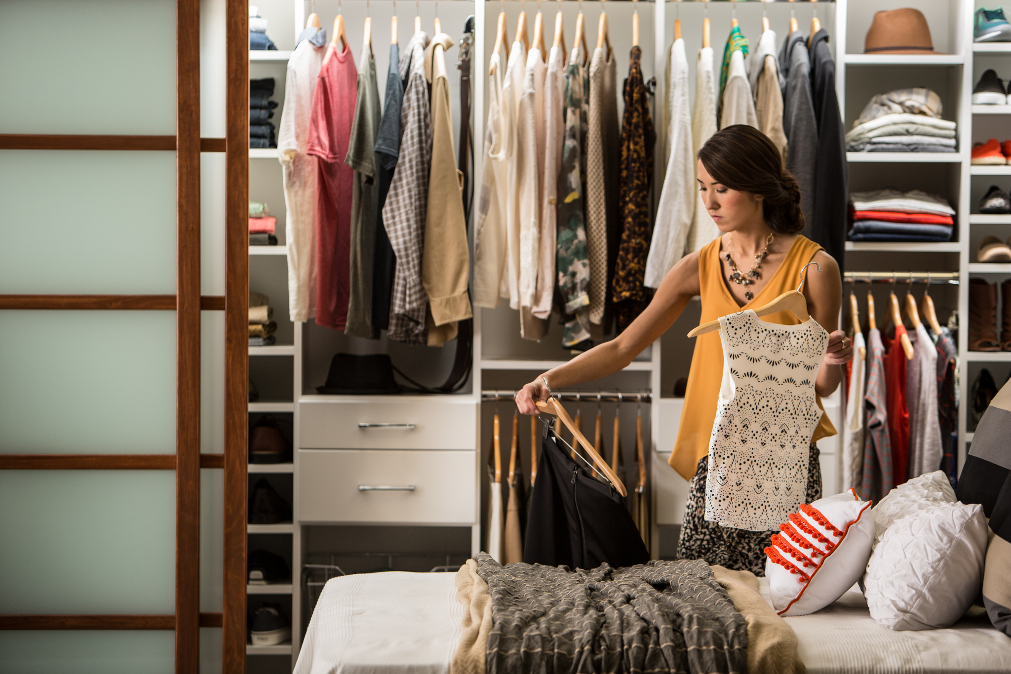 Are You In The Midst Of Planning Your Woman Cave? An Escape Place? An Area  That Makes Selecting Your Wardrobe Simple? A Space That Makes It Easy To  Get ...