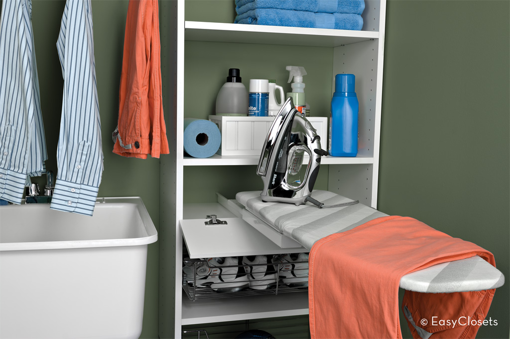 5 Organizing Ideas For An Easier Laundry Day Easyclosets