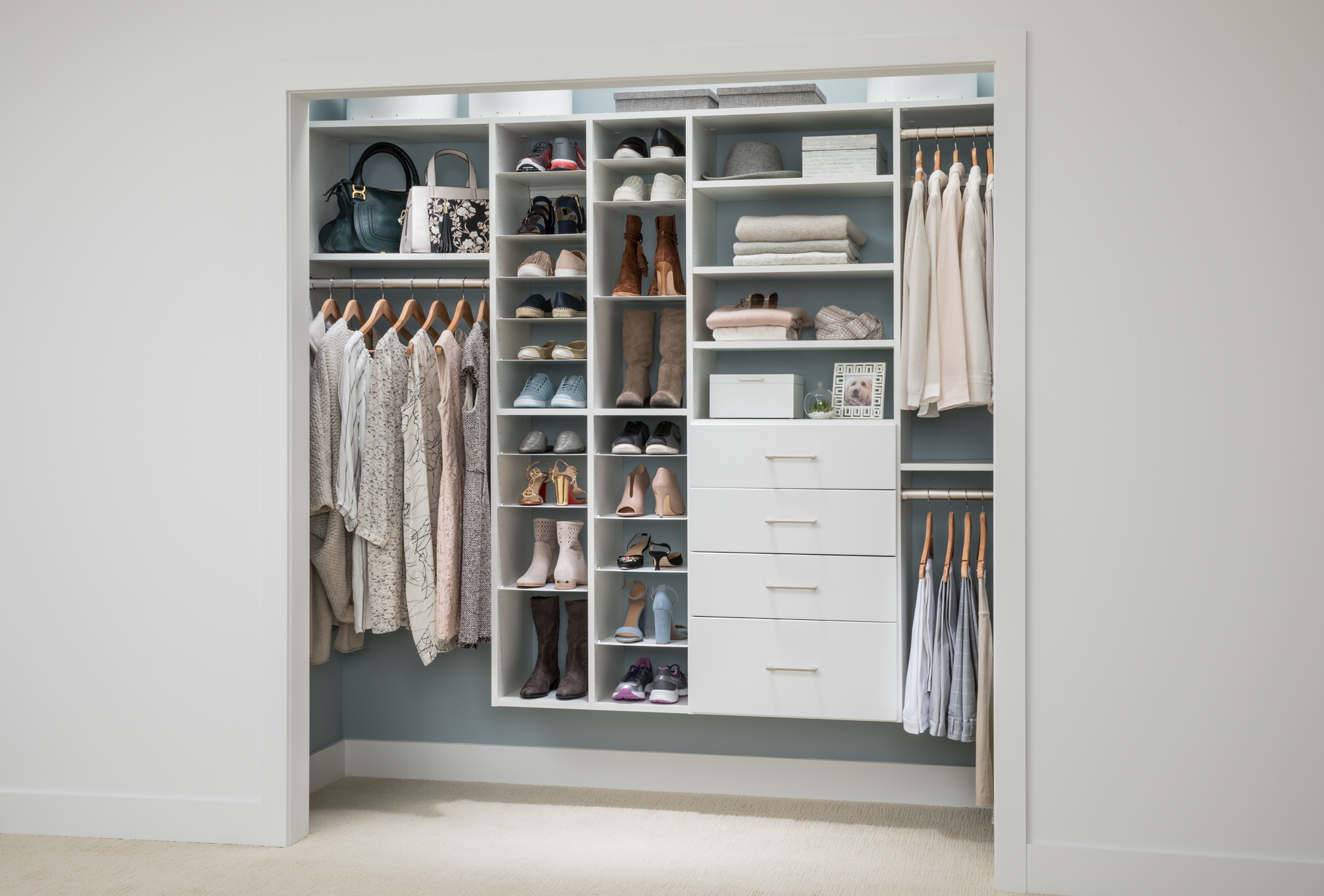 doors hooks bystainless ravishing cloth ga rack racks drawers steel peaceably roselawnluran for wall encouragement closets design free room decent added miraculous with system wooden comfortable diy closet furniture brown shoe laundry