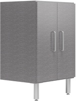 24 Quot Wide Base Cabinet With Doors Easygarage