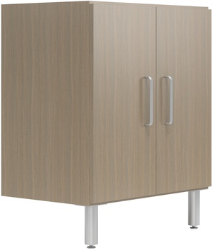 """30"""" Wide Base Cabinet with Doors"""