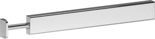 Extendable Valet Rod - Chrome