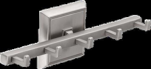 Lateral Belt Hook - Matte Nickel